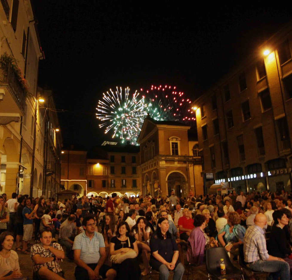 Nessun dorma a Correggio: sabato notte bianca