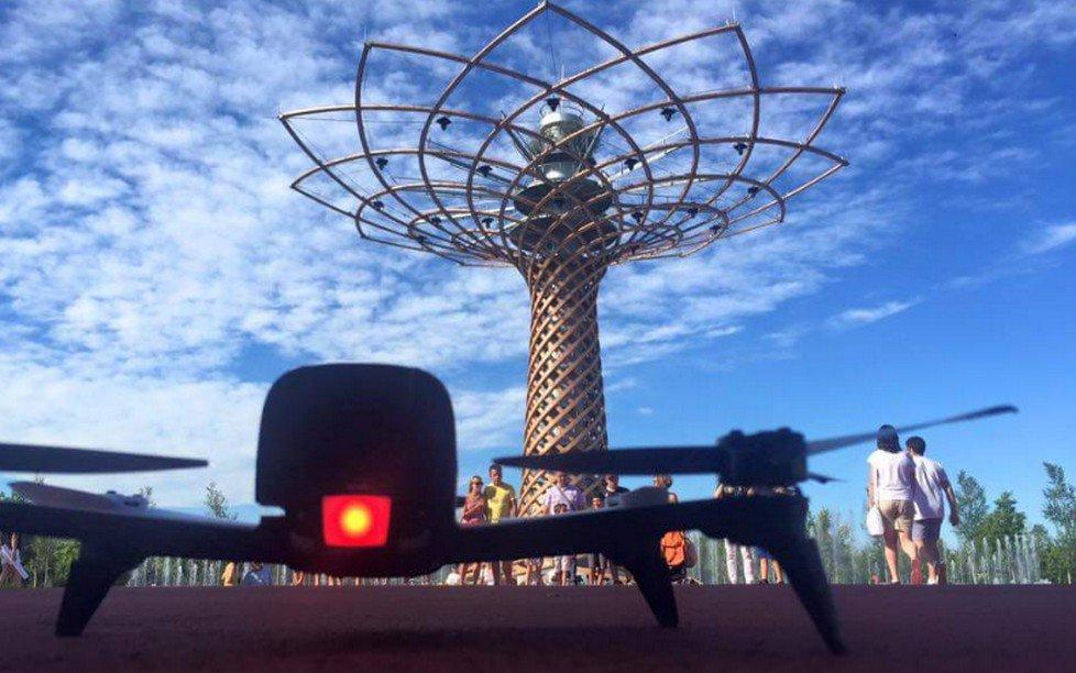 Un weekend tra volo di droni e caccia ai Pokémon nell'area Experience