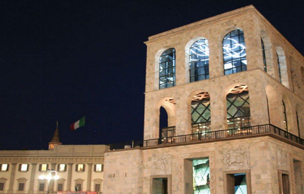 Al Museo del Novecento