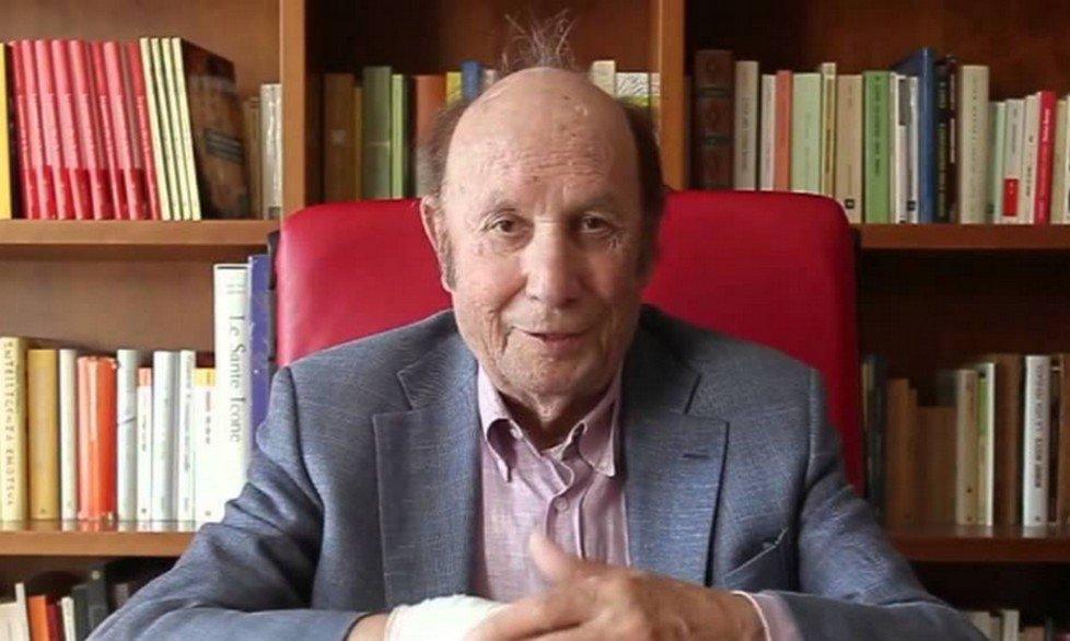 Francesco alberoni presenta il nuovo libro l 39 amore e gli for Francesco marchesi