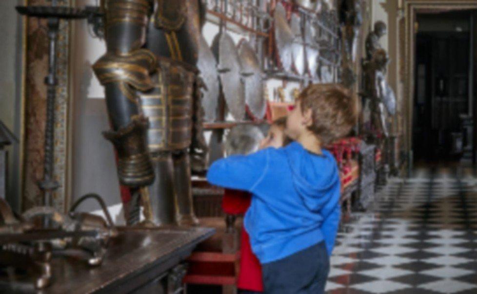 Festa del Papà al Museo Bagatti Valsecchi