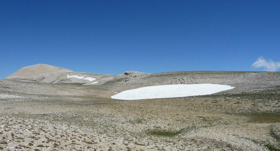 Desert Project, foto dalla Maiella