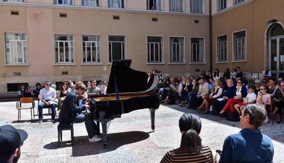 Torna Piano City: 450 concerti in 250 location in tutta Milano