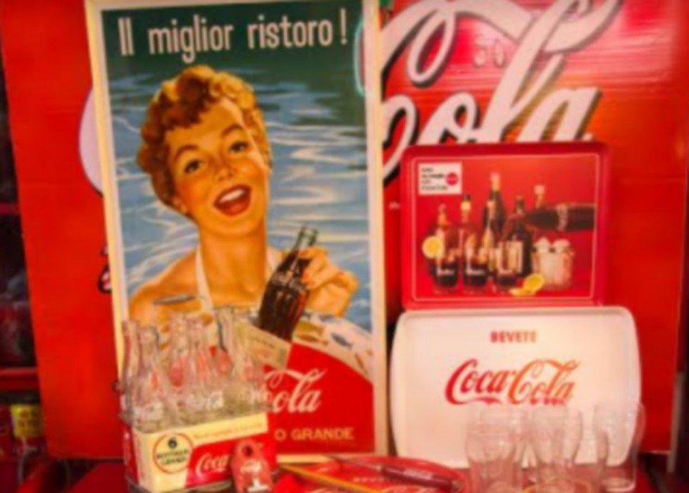 Al Centro di Arese raduno del Memorabilia Club Italia - Coca-Cola Collectors