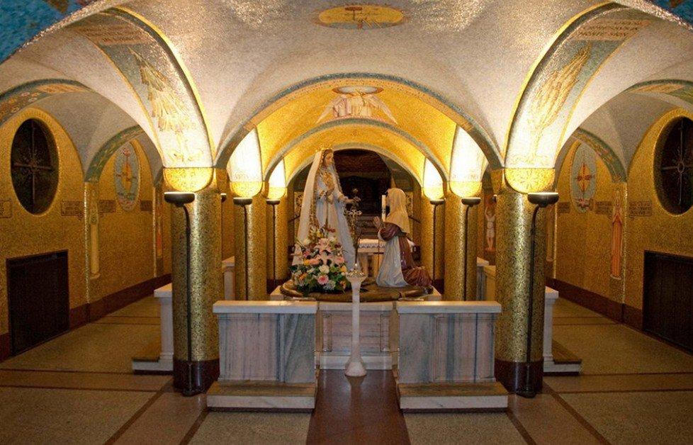 Coro Aurora Totus al Santuario di Santa Maria di Caravaggio