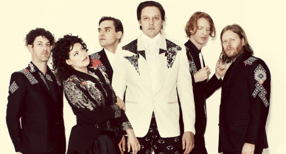 Arcade Fire all'Ippodromo di San Siro