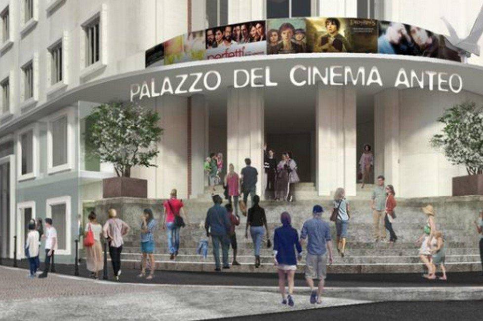 Inaugurazione di Anteo Palazzo del Cinema