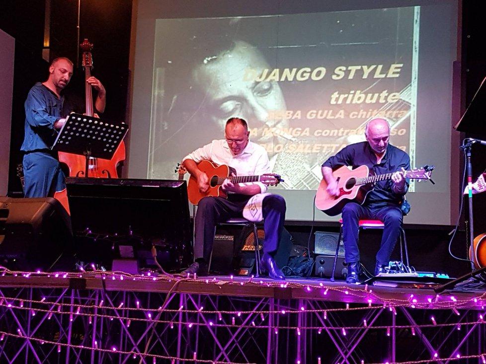 """Pavia, """"Django style"""" a Spazio, omaggio alla musica gipsy di Reinhardt"""