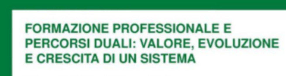 """46fe49a7131d """"Formazione professionale e percorsi duali  valore"""