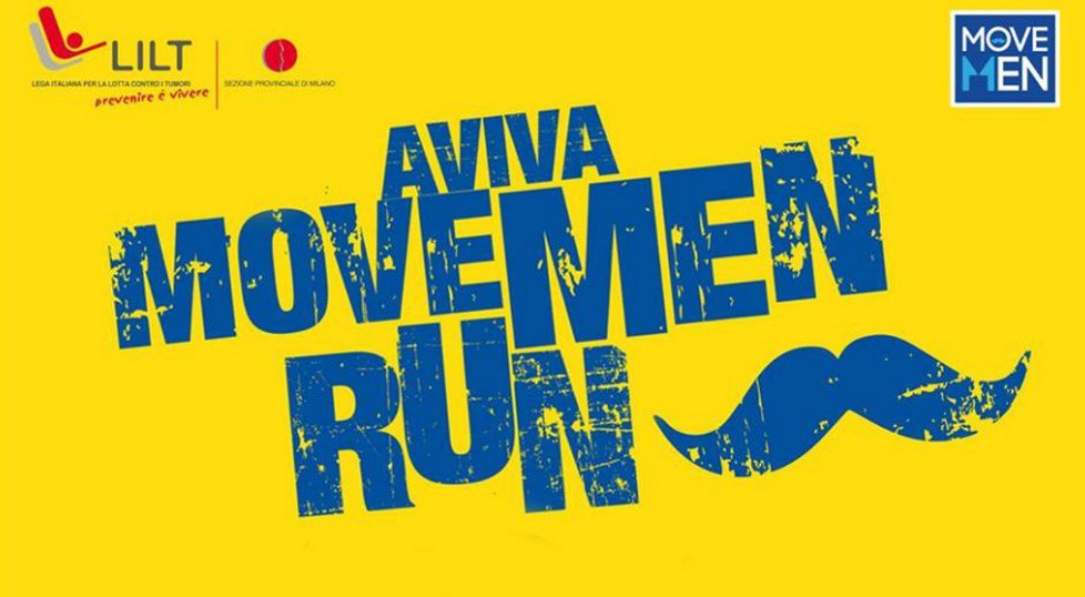 Aviva MoveMen Run ai Giardini Montanelli