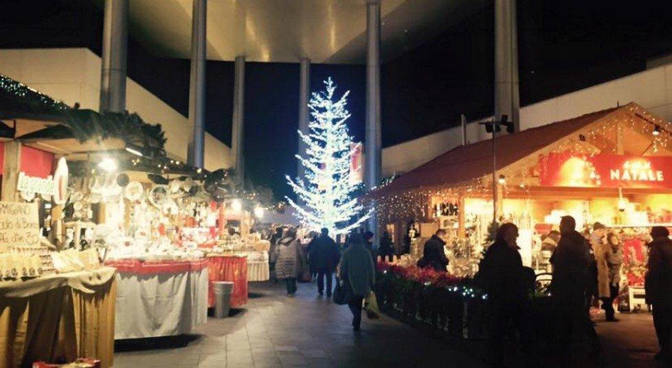 Mercatino di Natale a Piazza Portello