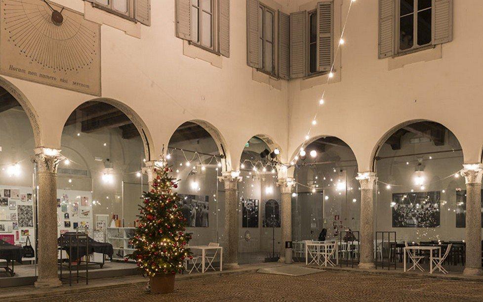 Mercatini di Natale al Chiostro Nina Vinchi