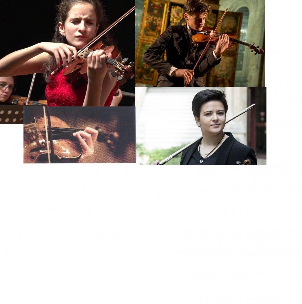 Kermesse violinistica ad Ivrea
