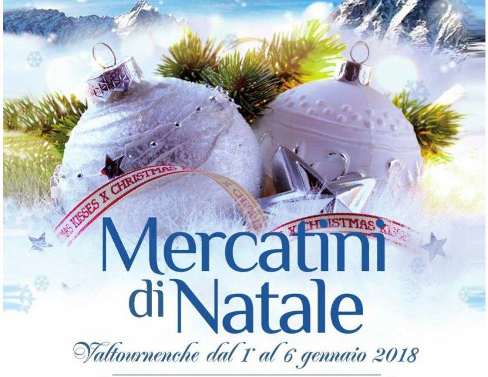 Mercatini di Natale a Valtournenche