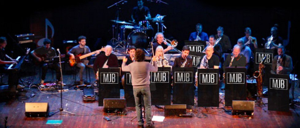 Mixiland Jazz Band al Blue Note