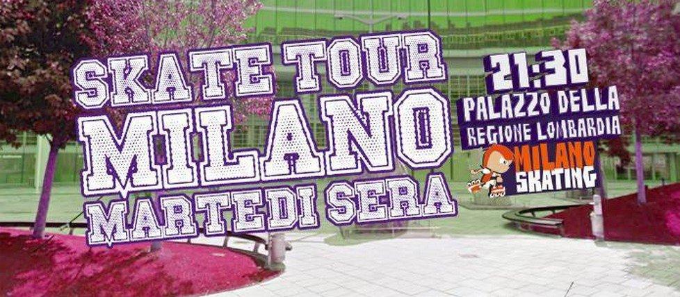 City Skate Tour con Milanoskating