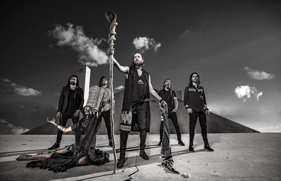 Retorbido, gli Orphaned Land in concerto al Dagda Live Club