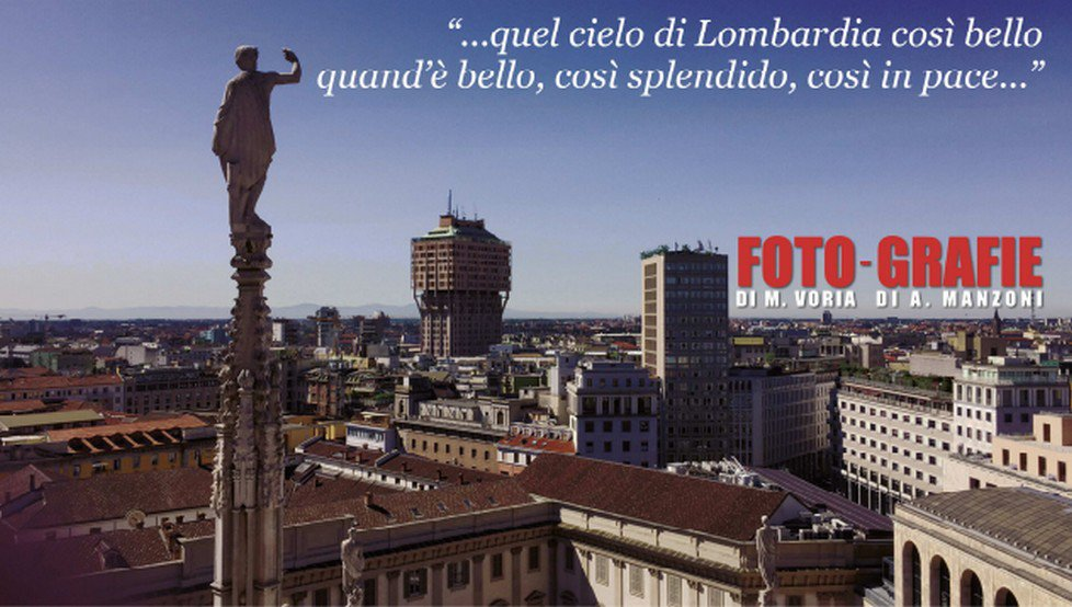 "Mostra ""… quel Cielo di Lombardia…"" all'Urban Center"