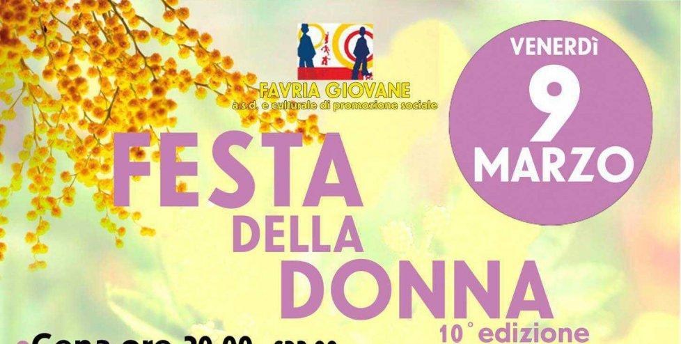 Festa della donna a Favria