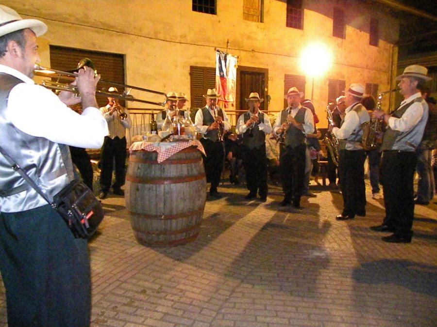 Note e sapori e feira d'la Caplina ad Albiano
