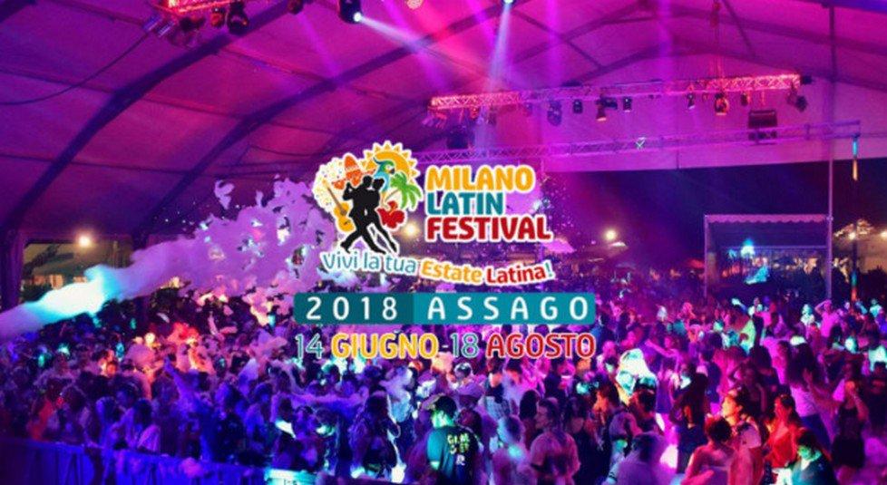 Milano Latin Festival 2018 ad Assago
