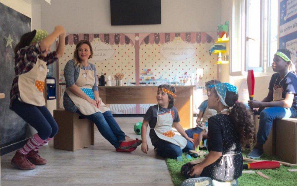 Campus estivi per bambini all'Anteo