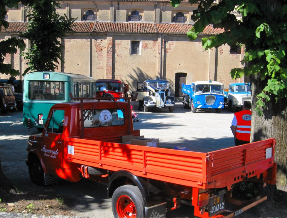 Motori e sapori a Moncrivello