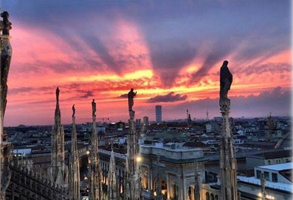 Estate Sul Duomo Di Milano A Milano Trovaserata La