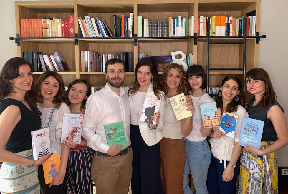 bookabook lancia #promettimiunlibro