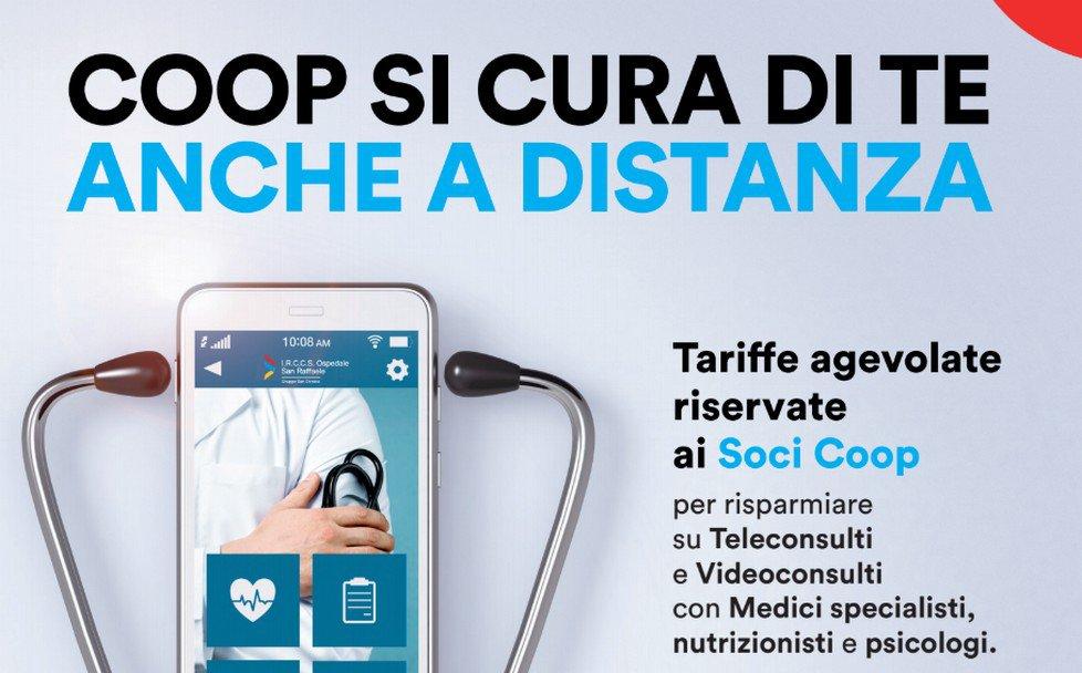 Coop Lombardia Insieme Al San Raffaele Per Le Cure A Distanza Con La Telemedicina A Milano Trovaserata La Repubblica Milano It