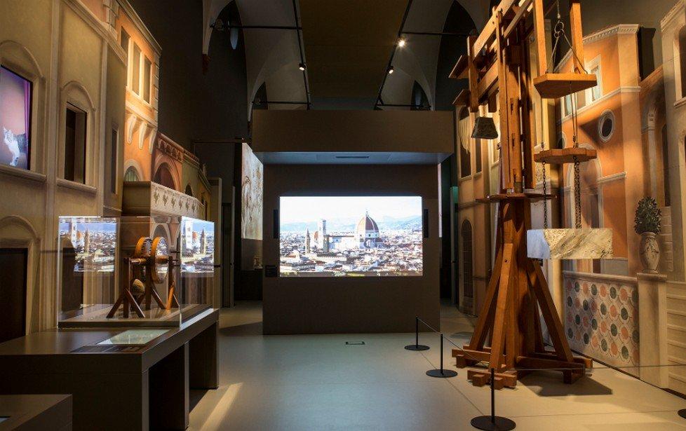 Le Gallerie Leonardo compiono un anno