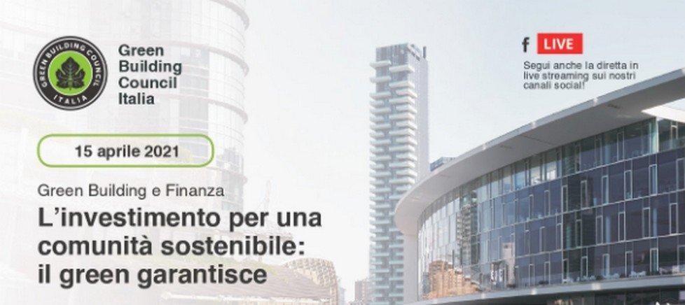 Il Green Building Council Italia organizza il webinar