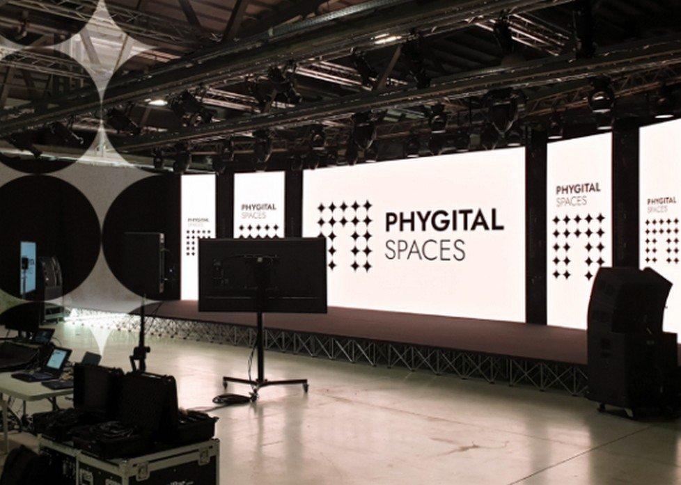 Phygital Spaces rivoluziona il mondo degli eventi a Milano