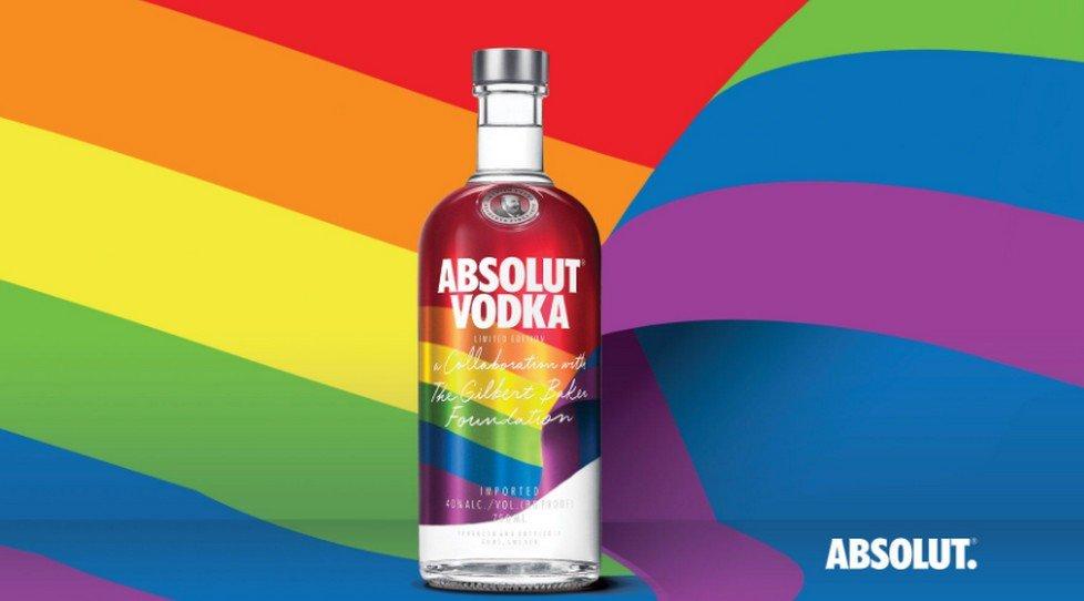 Absolut Rainbow 2021 Limited Edition, L'edizione limitata che celebra i 40 anni del brand a supporto della comunità LGBTQ+