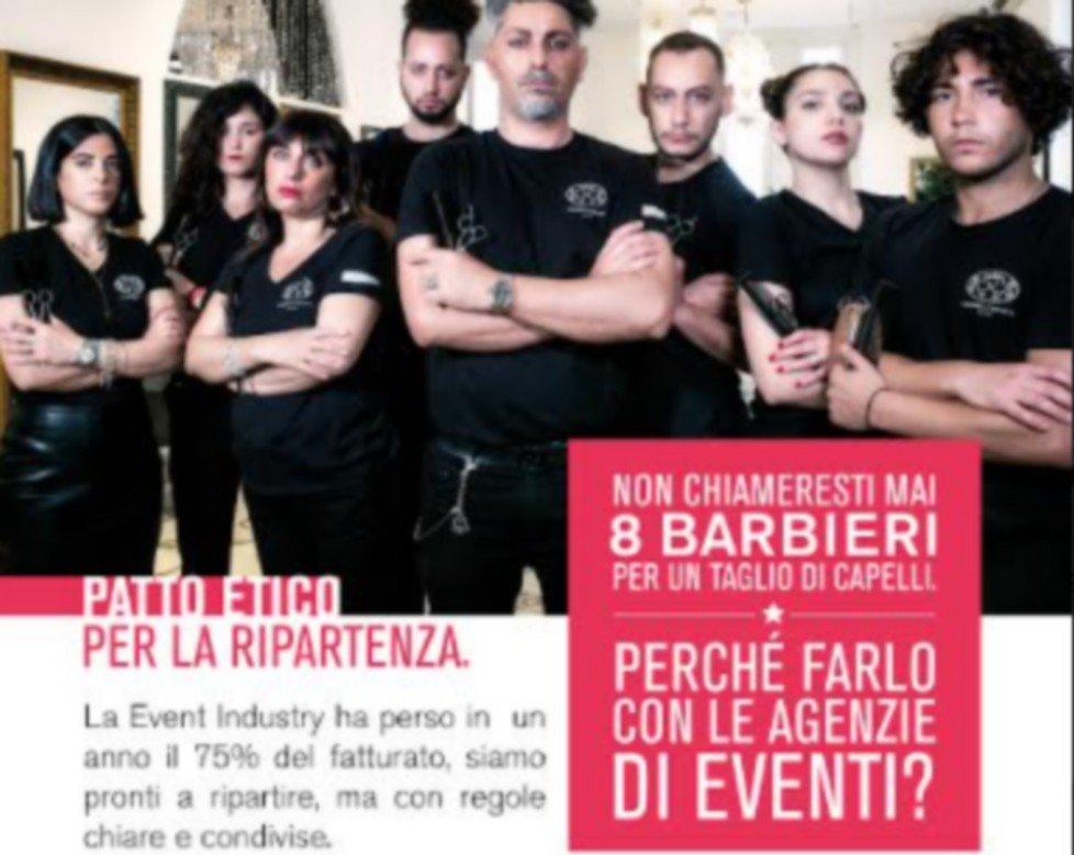 Il Club degli Eventi e della Live Communication lancia la proposta di un Patto etico per la ripartenza del mercato degli eventi in Italia