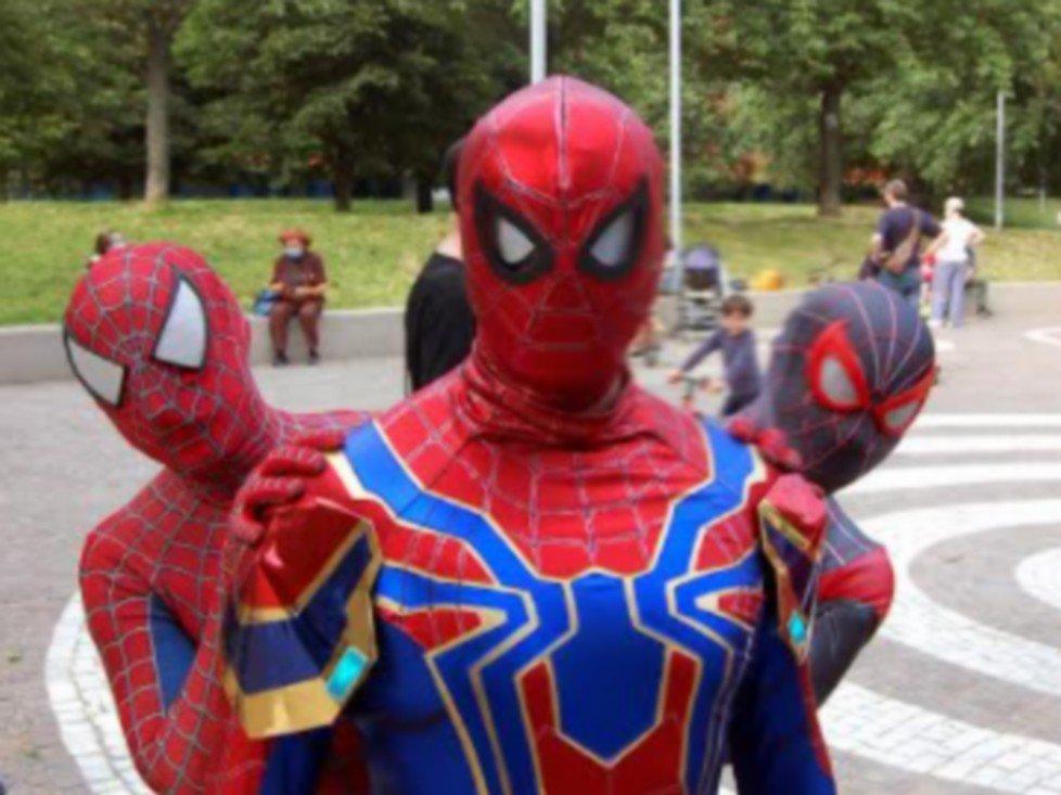 Wow Spazio Fumetto festeggia lo Spider-Man Day