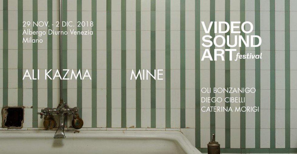 Video Sound Art all'Albergo Diurno Venezia