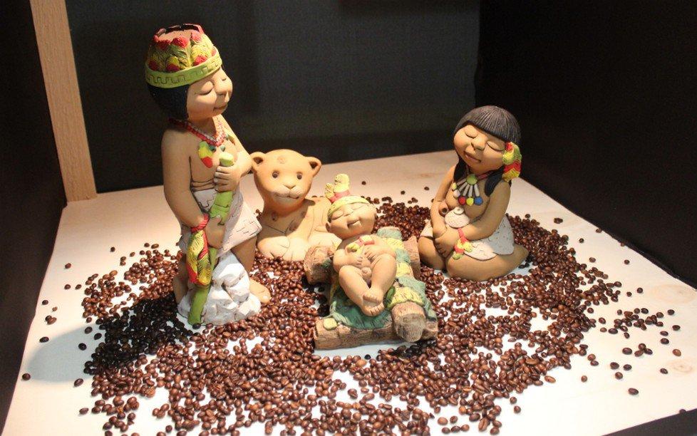 Mostra di presepi al Convento dei Cappuccini Missionari