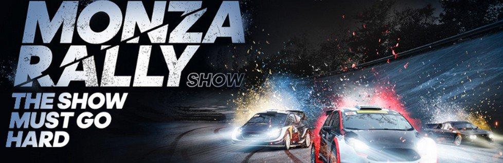 Monza Rally Show all'Autodromo di Monza