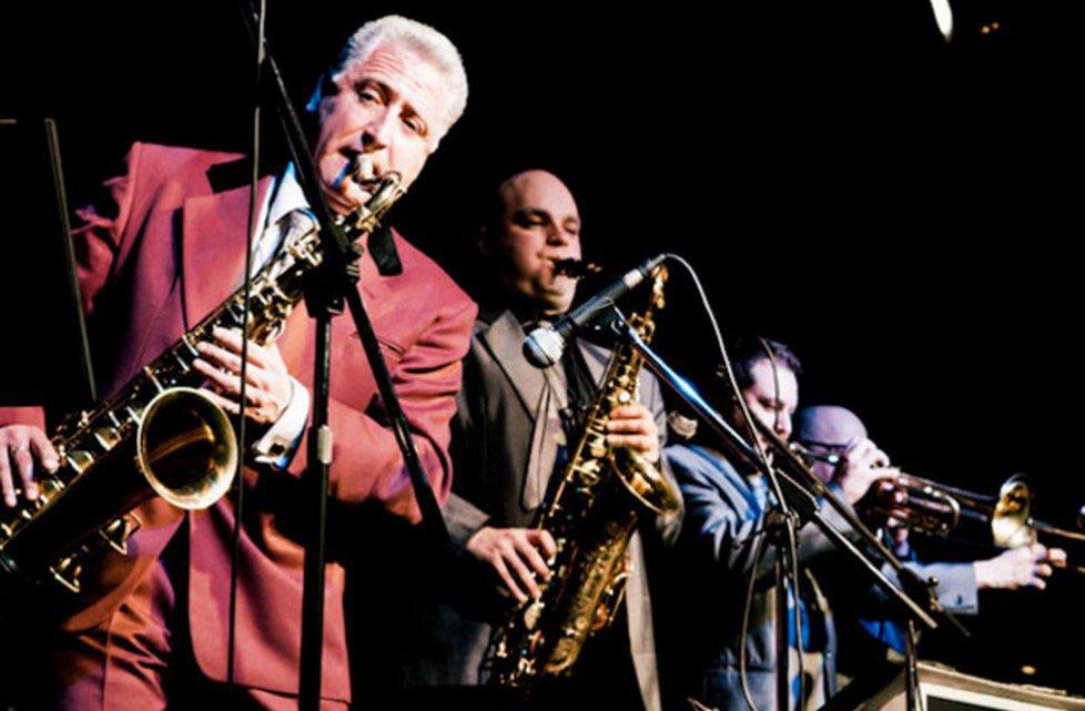 Ray Gelato & The Giants al Blue Note
