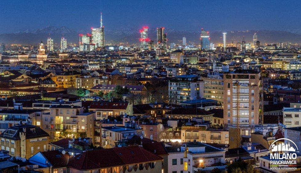 Workshop fotografico sulla Torre Ariberto con Milano Panoramica