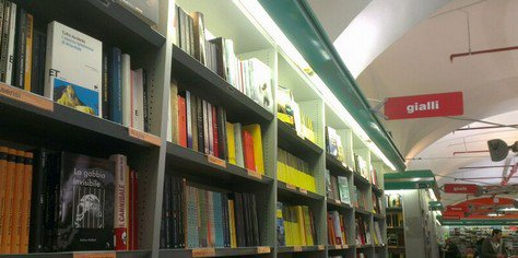 Libreria Feltrinelli di piazza Duomo