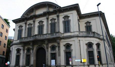 Biblioteca comunale centrale - Palazzo Sormani