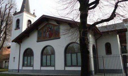 Ex chiesetta del Parco Trotter