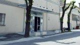 L'esterno del Teatro Fabbricone