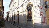 L'esterno della Scuola di Musica G. Verdi