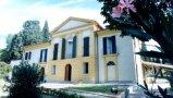 L'esterno di Villa Fiorelli