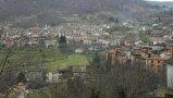 Una veduta di Schignano