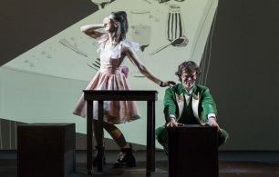 Alla Scatola Magica del Teatro Strehler