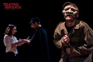Woyzeck al Teatro della Brigata